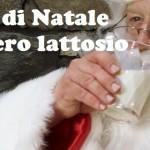 Menù di Natale con zero lattosio