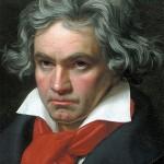 Ludiwig van Beethoven: pochi piatti ma sostanziosi