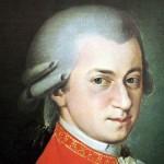 Wolfgang Amadeus Mozart e le costolette