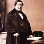 Giocchino Rossini, il gastronomo del pentagramma