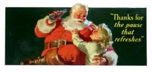 Babbo Natale Coca Cola