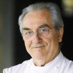 Cibo, musica e paesaggistica: Gualtiero Marchesi, chef multitasking