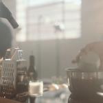Food ensemble: ascolta il suo del cibo che assapori